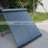 copper heat pipe pressured 24tube solar collector                                                                         Quality Choice