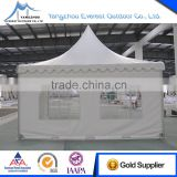 2015 Cheap Factory price 5x5m pagoda tent for outdoor party