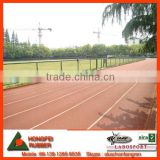 Epdm rubber track,rubber product, crumb rubber polyurethane