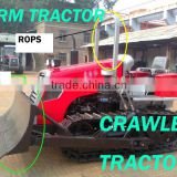 CRWLER FARM TRACTOR 40--60hp,mini bulldozer,YTO engine