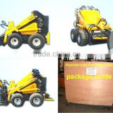 mini wheel loader ,dingo Bobcat like,quick hitch,various attachments