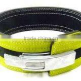 Leather Lever Belt/ Genuine Leather Weight Lifting Belt/Leather Weight lifting belts/ Leather Power Weight Lifting Belt/