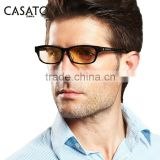 CASATO Anti Blue Light Computer Glasses With Acetate Glasses Frame