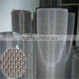 stainless steel flat flex wire mesh conveyor belt