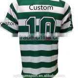 Custom printed rugby jersey / custom sublimation rugby shirt / make your own design rugby jersey