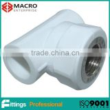 PPR Pipe Fitting for Water System/PP-R Pipe Fitting Tee