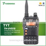 Tyt-th uv818 Long range dual band 2 way radios                                                                         Quality Choice