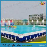 Hot sale stainless steel swimming pool waterfall