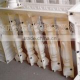 new condition GRC mould/ huiou Decorative Plastic Roman Column Mould
