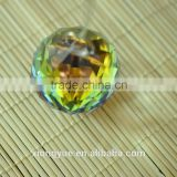 Factory Detail Grade AAA Glass Crystal Sparkle Ball Bead