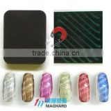 Magnetic Nail art Magnet Rounded Rectangle oblique stripe