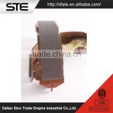 Gold supplier china motorcycle break shoe