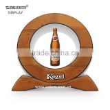 Factory Supplies Magnetic Wine Bottle display stand From China In Low Price                                                                         Quality Choice