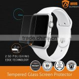 Factory Price For 0.38mm thickness 2.5D Edge Apple Watch Tempered Glass Screen Protector
