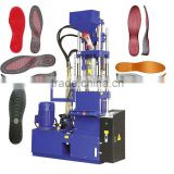 Alibaba Express Vertical Plastic Injection Molding Machine/Shoe Sole Making Machine