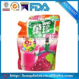 stand up coconut powder bag/protein powder bag with Mouth /milk powder plastic packaging