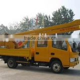 Dongte tail-lift truck Call:86-15271357675