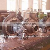 mechanical seal high output horizontal petro-chemical pump