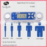 handheld digital body fat analyzer monitor