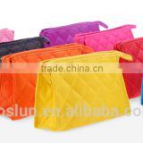 Specializing in the production of hot-selling quilted cosmetic bag makeup bag toiletry bag