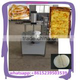 pancake machine prices/ Industrial Single Plate French Electric Pancake Crepe Machine With CE Certified