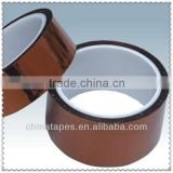 High temperature polyimide tape for gold finger, PCB, Battery
