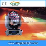 2016 New Design Outdoor 108x3w RGBW 4 IN 1 LED DMX Moving Head Wall Washer Stage Lights Fixture for Sale Club,Show China price