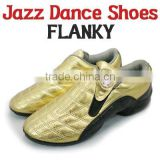 Jazz dance shoes / Slimming shoes / All black, All white, Gold, Black&White mixed (2 type)