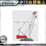 QUY90 Hook blocks optional crawler crane boom