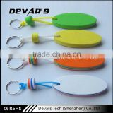 Factory directly sale all kinds of beautiful shapes with plastic custom logo keychain for crafts                                                                                                         Supplier's Choice