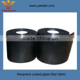 fiberglass neoprene coated fabric with good weather and chemicals resistance