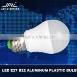 9w led edision light bulb b22 lamp holder 180 degree beam angle