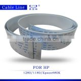 Factory selling in China for HP1280 1180 head line EP680K scan line 24pins printer spare parts