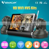 VStarcam ip cctv dvr camera for Video Security System with Network Video Server outdoor ip ptz wireless camera