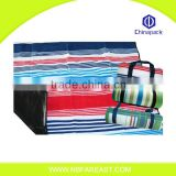 High quailty low cost hottest outdoor selling useful beach mat with pillow