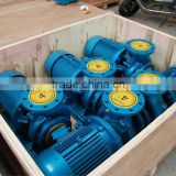 Horizontal Centrifugal Pump With Electric Motor and Base Plate