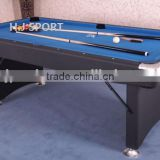 Customized MDF family use billiard table snooker pool table for sale 6ft 7ft8ft ball auto return