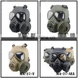 Military Safety Protection Gear Army Combat Tactical Anti-poison Gas Full Face Mask for Airsoft Paintball