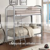 New Design Heavy Duty Adult Bunk Bed Rail Metal Bunk Bed