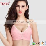 Sexy Underwired Women Upper and Front Button Pregnant Bras Nursing Bra Wholesale