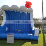 Mechanical Surfboard adults inflatable sports mechanical bull/Rodeo Bull/with Rodeo surfboard machine and control system