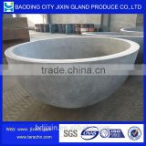 High Quality Carbon Steel Hemisphere Dished ends for Pressure Vessel