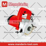 electric power tool type hand held marble cutter, stone cutter, brick cutter, tile cutter