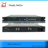 QPSK modulator dvb-c catv digital headend