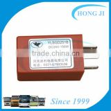 China electric bus parts price of 12v 24v flasher relay