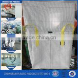 conductive bag antistatic pp FIBC big ton bag with safety factor of 6:1 open way can be spout or duffle