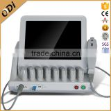 Multi-polar RF Ultrasound Hifu Reverse Deep Wrinkle Removal Age Machine For Wrinkle Removal