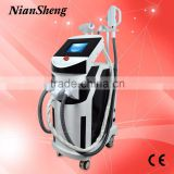 CE approval Medical use beauty machine vertical type hair removal laser hair removal ipl light shr ipl photofacial machine