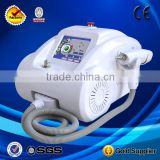 CE approved q switch nd yag laser tattoo removal system with 532 nm 1064nm 1320 nm wavelength