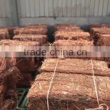 High Quality Copper Wire Scrap (millberry) 99.99%